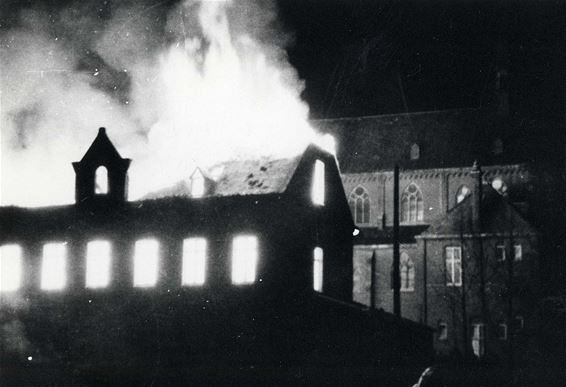 65 jaar geleden: de brand in het ursulinenklooster