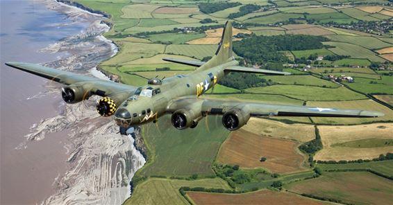 Airshow in het teken van 75 jaar bevrijding