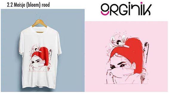 Al een t-shirt van Orginik?