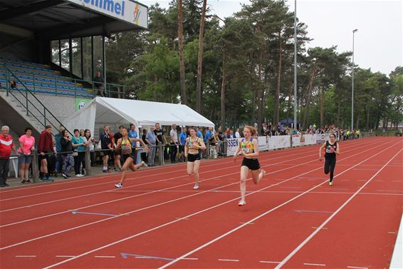 Beker van Vlaanderen atletiek dames en heren