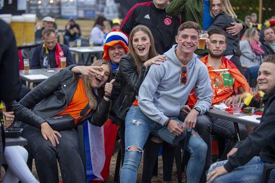België groepswinnaar na zege tegen Finland