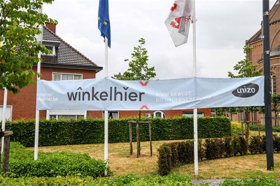 Campagne Winkelhier!