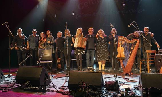 Celtic Night nog steeds 'hot'