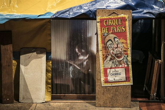 Circo Ripopolo te gast in Palethe - Overpelt