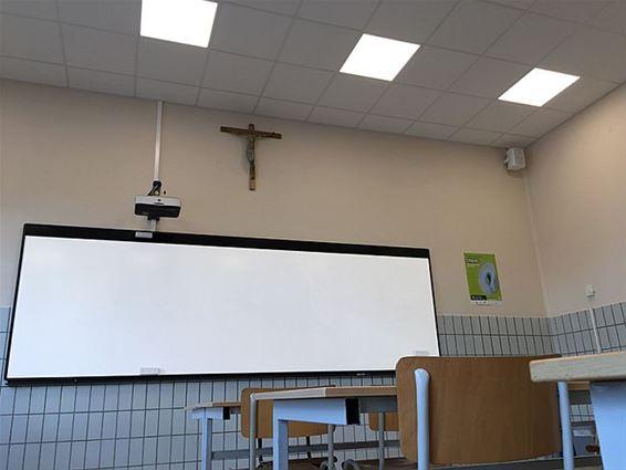 College renoveert 13 klassen