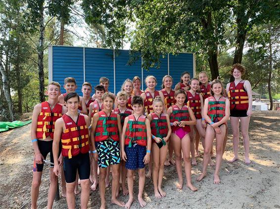 Competitiezwemmers LWB maken Aquapark onveilig