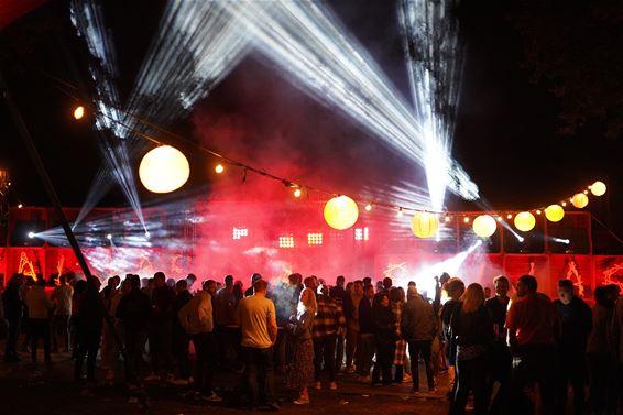 Dansen op het Paljas Festival