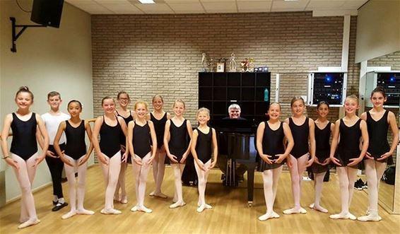 Echt fijn, balletles met muziek door Johan Thaens