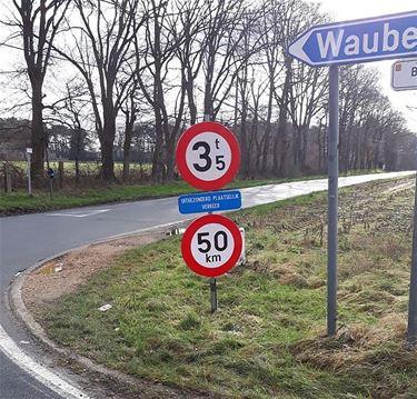 Eenrichtingsverkeer in Linde aangepast