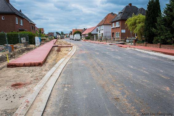 Fietspad op Breugelweg aangelegd