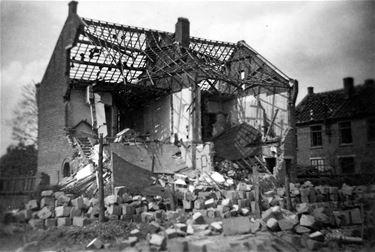 Herinneringen aan het bombardement van Beverlo