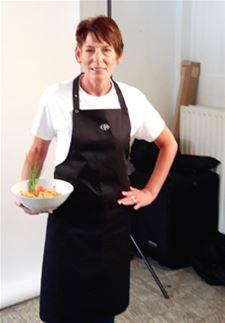 Ingrid Hennebert schrijft mee aan kookboek