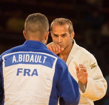 Joran Schildermans naar WK judo