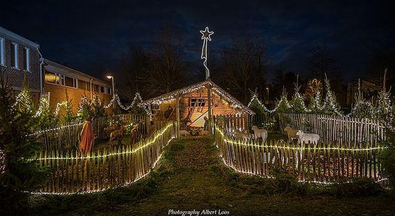 Kerststallen in Overpelt