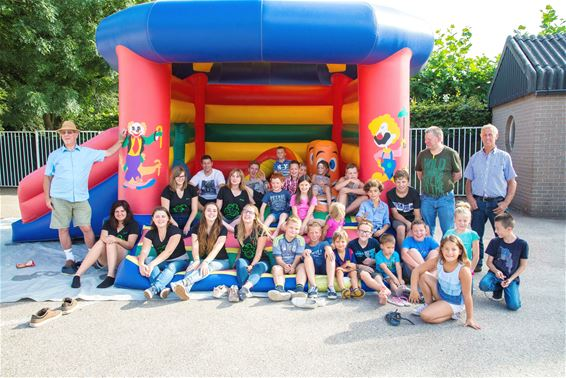 'Kidsday' in Lutlommel schot in de roos - Lommel