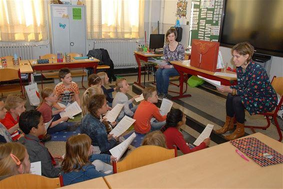 Kinderen leren over dementie