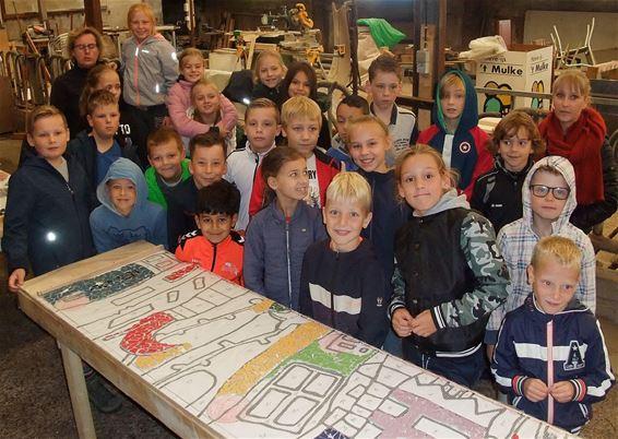 Kinderworkshops van GAlandArt