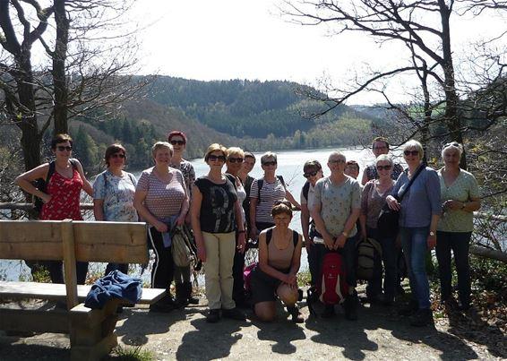 KVLV-Achel wandelde in Rurberg