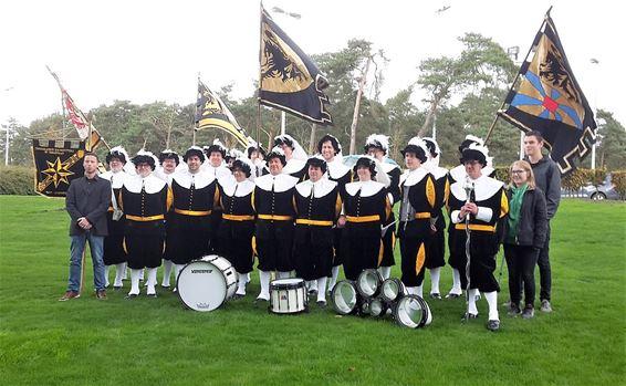Lils trommelkorps nu VLAMO-ambassadeur