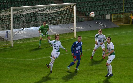 Lommel SK: niet goed genoeg voor overwinning