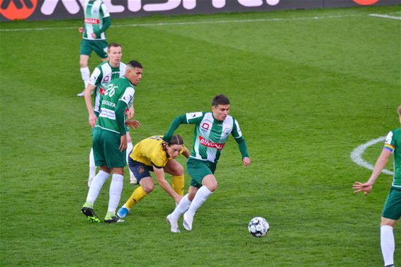 Lommel SK verliest van kampioen Union met 0-2