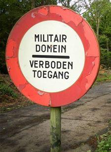 Meer patrouilles op schietterrein