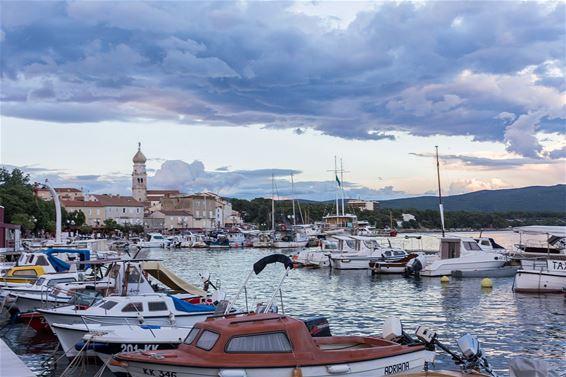 Met vakantiegroeten uit... Kroatië
