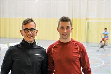 Niels en Brecht klaar voor WK in Zwitserland