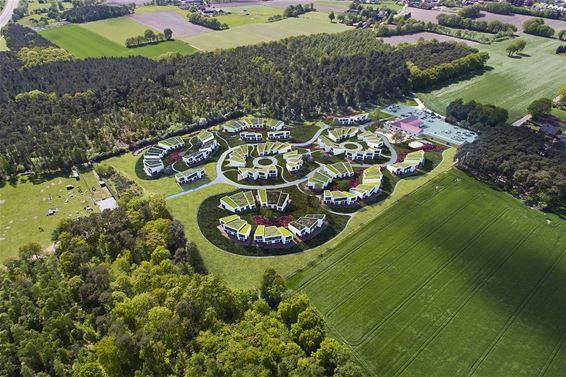 Nieuw vakantiepark open in 2021
