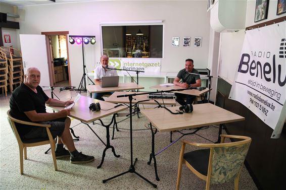 Radio Benelux klaar voor 24u zorgradio