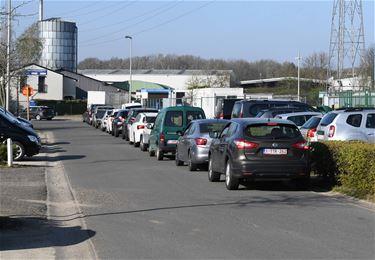Recyclagepark Beringen het drukst bezocht