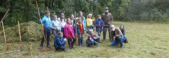 Scholen bewaken biodiversiteit