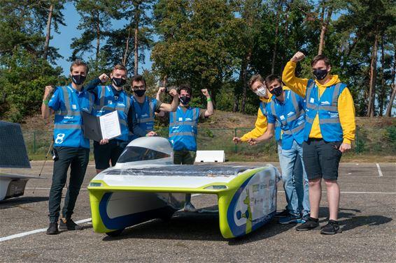Solar Team klaar voor Europees Kampioenschap