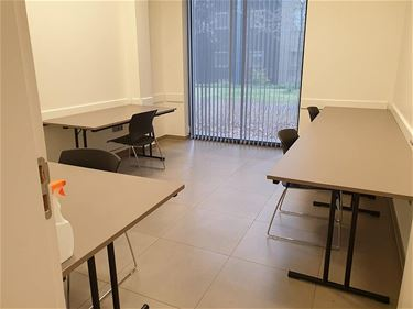 Studieruimte in het Michielshof