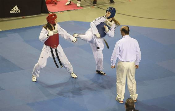 Taekwondo in De Soeverein - Lommel