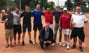 Tennis: Metallic-ploeg wint Interclub Heren