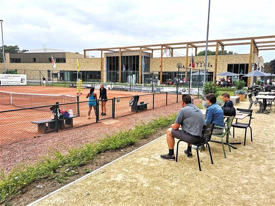 Tennistornooi LTC weer volop bezig