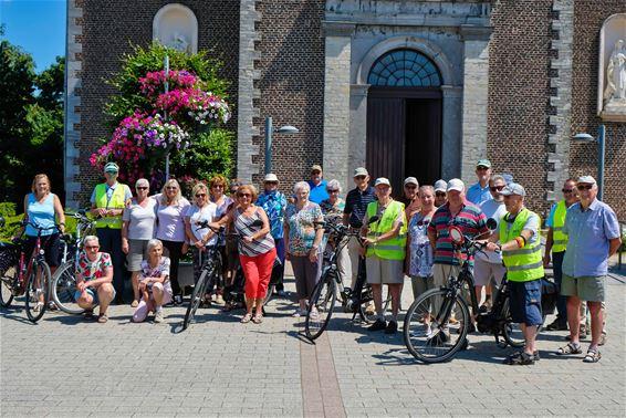 Tweede fietstocht van Okra Koersel na de lockdown