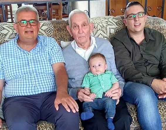 Vier generaties Belmans