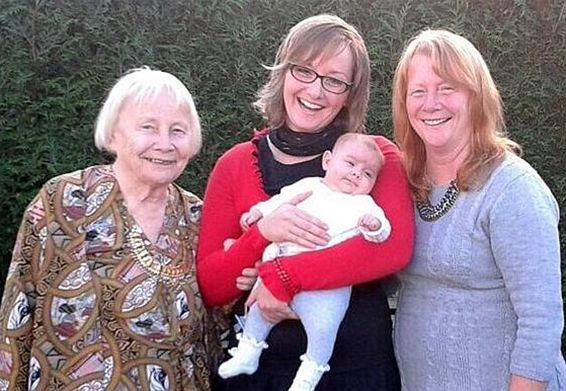 Vier generaties, met dank aan Azzurra