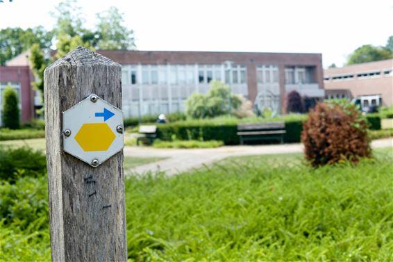 Wandelen in Beringen: Beverlo Geel