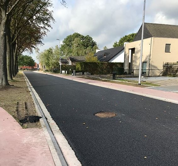 Weg Bocholt-Peer is weer open - Peer & Bocholt