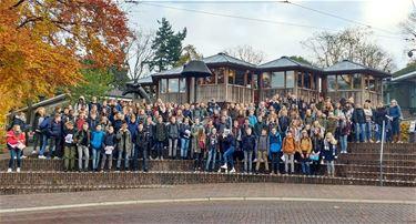 WICO bezoekt Burgers' Zoo
